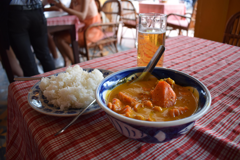Cambodian Cuisine in Siem Reap, Cambodia