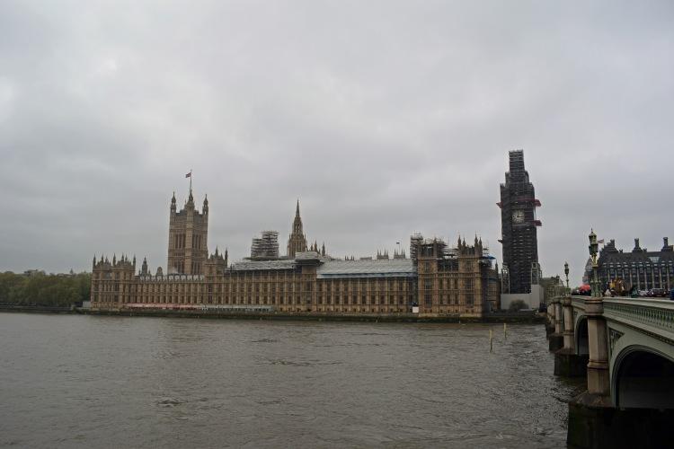 Big Ben & The Parliament Building