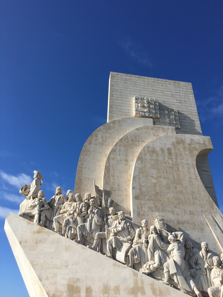 Monument to the Discoveries in Belem Portugal